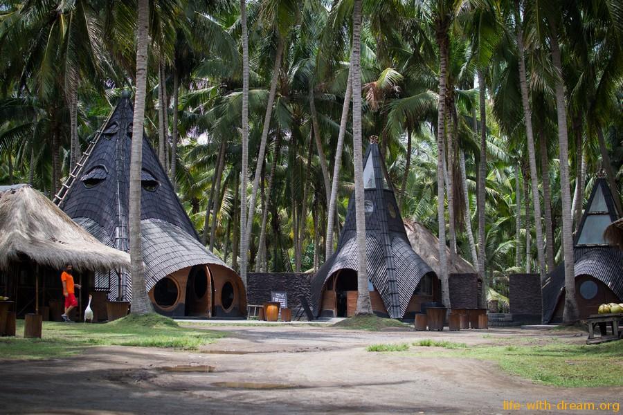 Шоколадные фабрики на острове Бали.