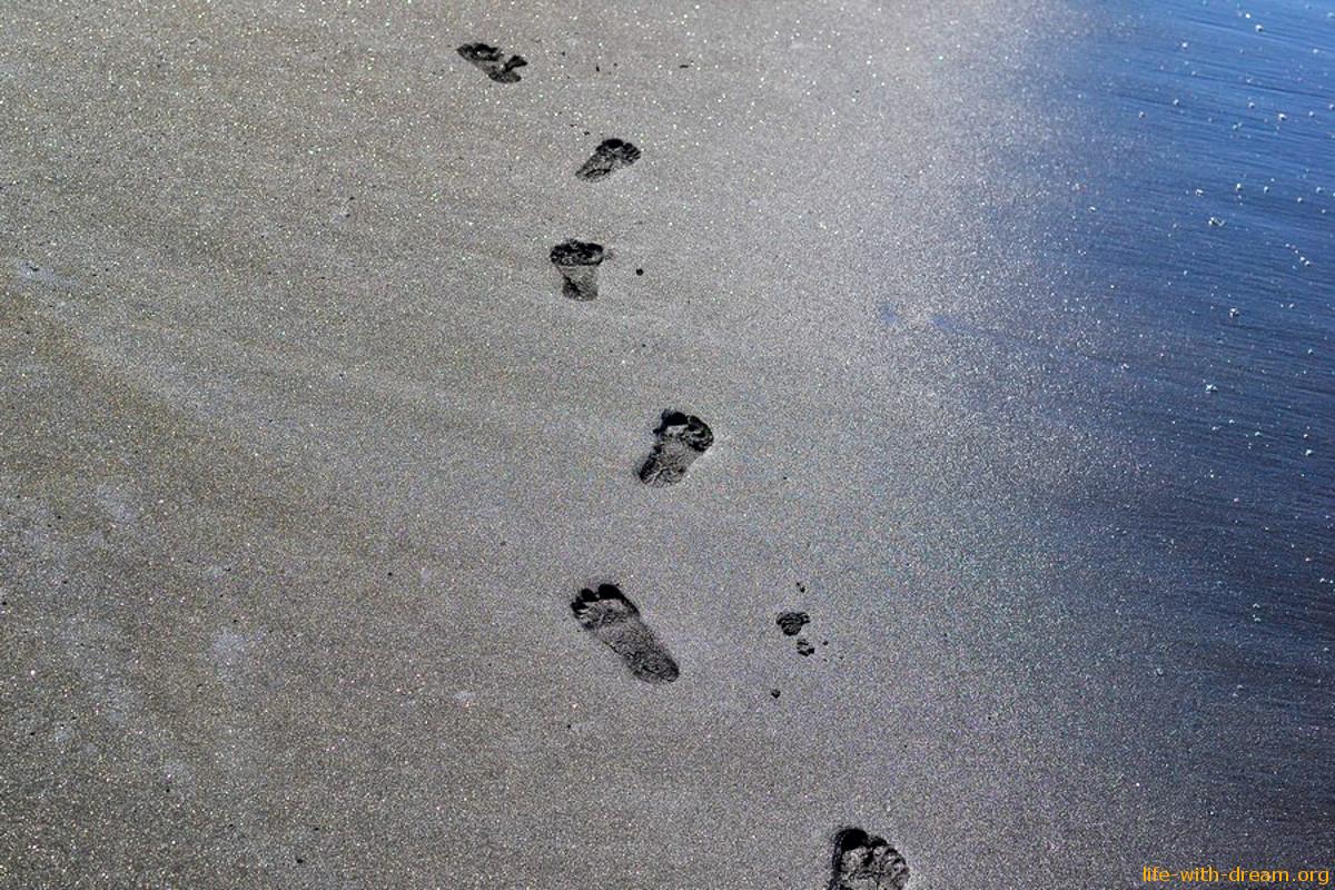 пляжи с черным песком