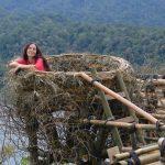 Маленькая Я и Большая гора путеводителя по Бали BaliOpen