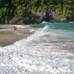 Красивый пляж на востоке Бали — White Sand Beach, он же Virgin Beach