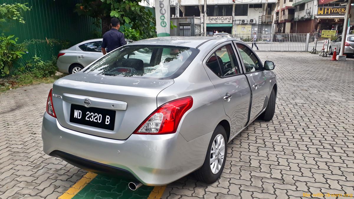 Gocar.my удобная аренда авто в Малайзии