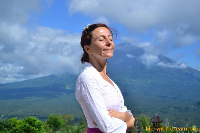 Natalia Liubimova - autor of Family Travel blog - Life with Dream