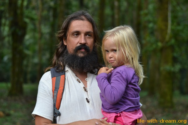 Alexander Alekseenko - autor of Family Travel blog - Life with Dream