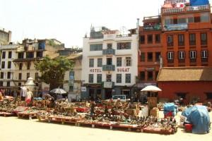 hotel Sugat, Basantapur square, Kathmandu
