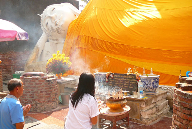 Buddha in Autthaya