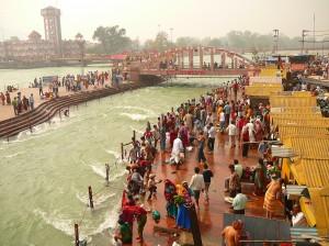 Индия - священные места