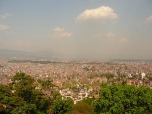 Kathmandu, viewpoint
