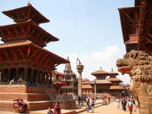 Kathmandu, Dubar square