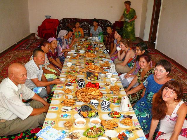 Из Москвы в Узбекистан на поездах и автобусах