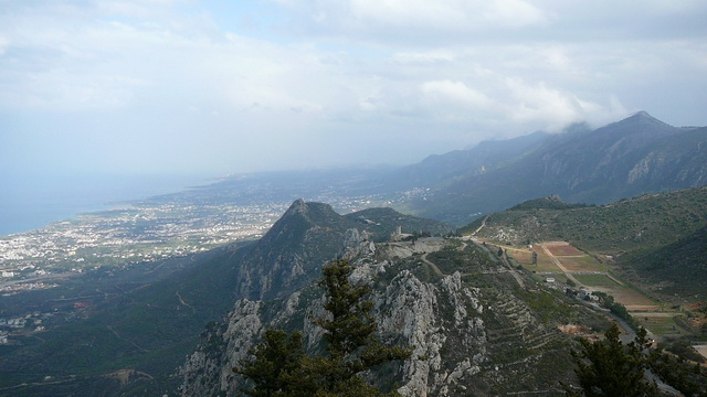 St Hillarion, Кипр