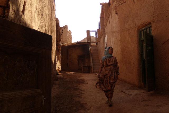 деревня Туюк, Уйгурия, Китай