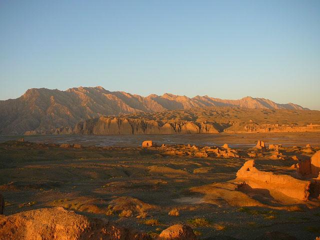 Subash Ancient City