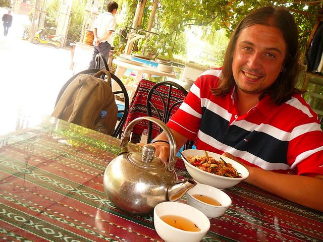 Лагман, уйгуская кухня