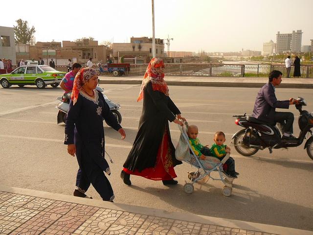 Синьдзян, Уйгурия