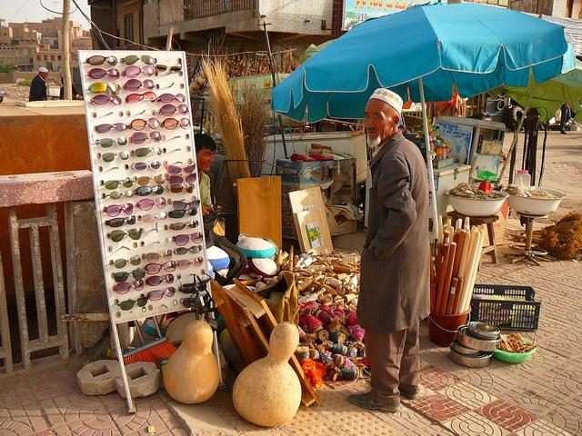Синьцзян, Кашгар, Китай