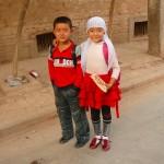 Кашгар, Уйгурия. Первые впечатления. Поселок Гаотай.