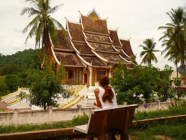 ЛуангПрабанг - бывшая столица Лаоса