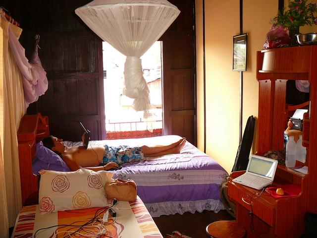 Жилье в ЛуангПрабанге
