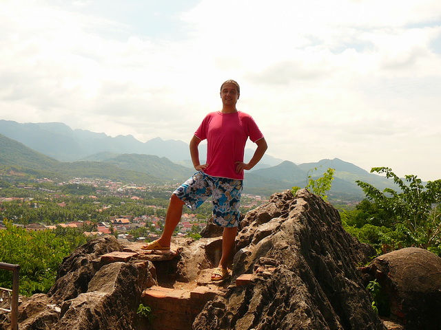 Лаос,ЛуангПрабанг