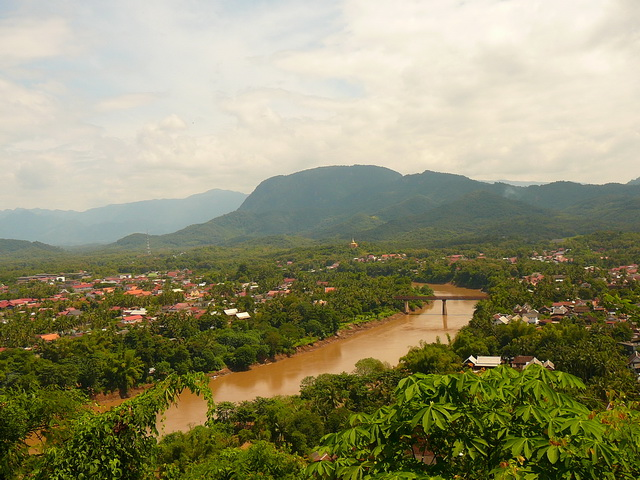 LuangPraBang, Mekong river
