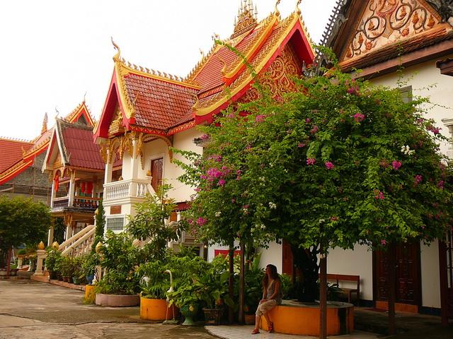 Вьентьян, Wat Si Saket