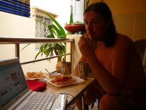 Завтрак в Хошимине