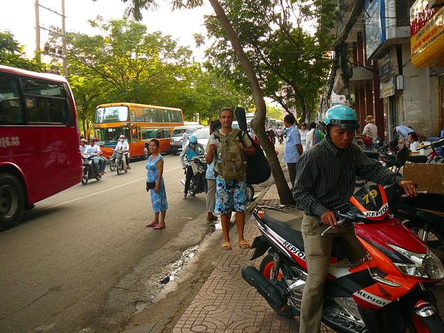 Автобус Хошимин -Пномпень