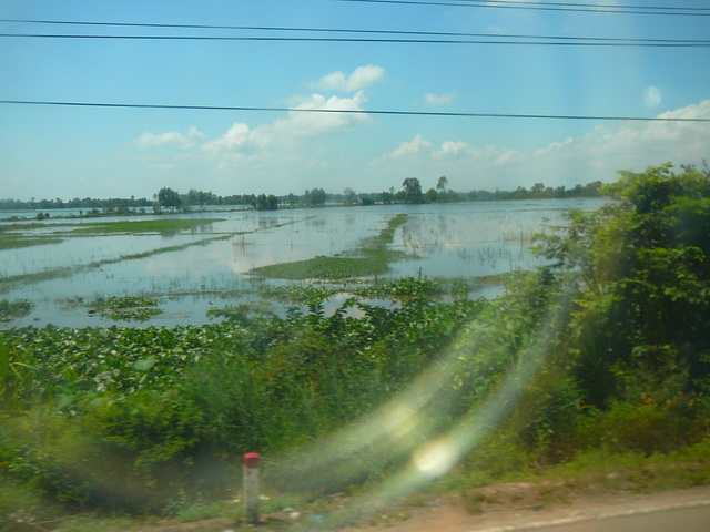 Дожди, Вьетнам