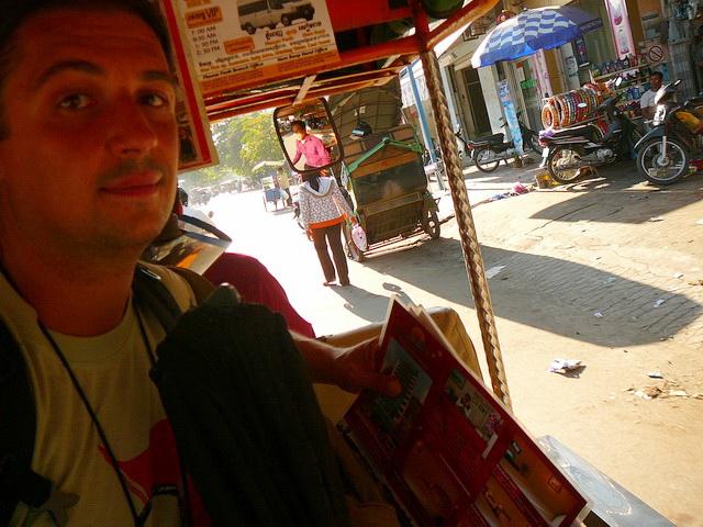 Транспорт Камбоджи:)
