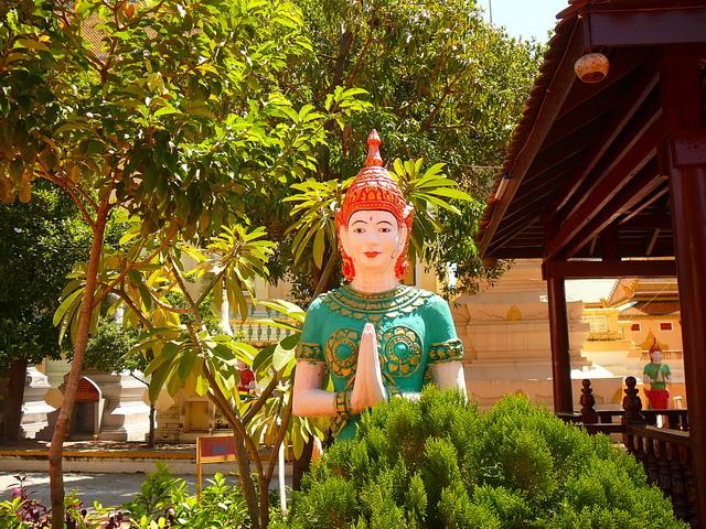 Статуи Камбоджи