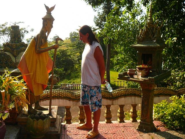 Wat Leu, Сиануквиль