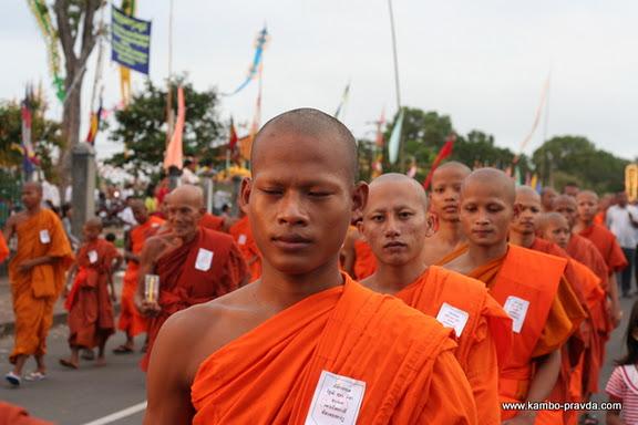 Камбоджа, буддизм