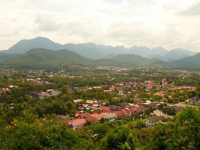 Лаос, Луангпробанг, Юго-восточная Азия
