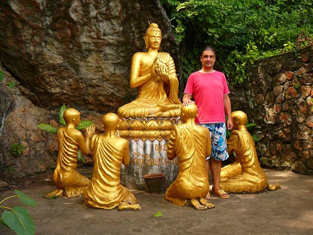 Луанг Прабанг, Лаос, Юго-восточная Азия
