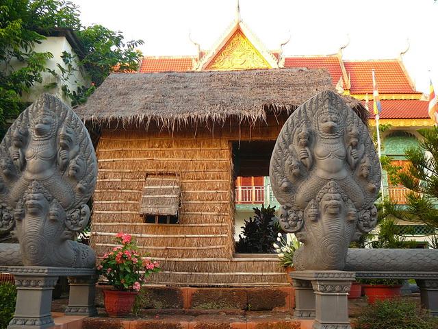 Кхмерские мифы, Кампучия