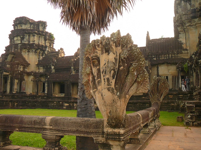 Кхмерские легенды, Камбоджа