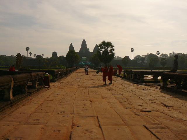 Angkor Wat, Камбоджа, Юго-восточная Азия