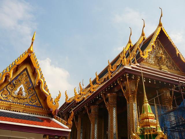 королевский дворец, Бангкок, Таиланд, Юго-восточная Азия