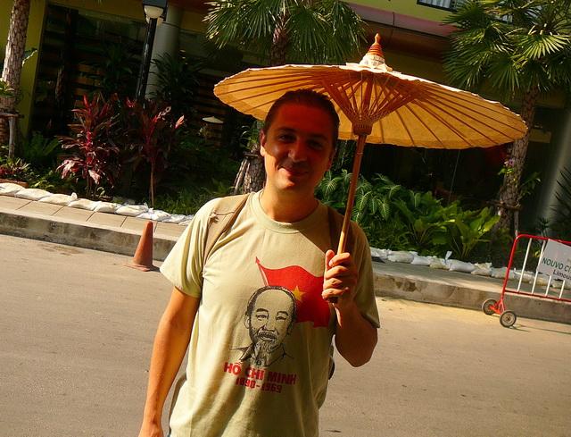 Наши занятия тайской кухне в Бангкоке