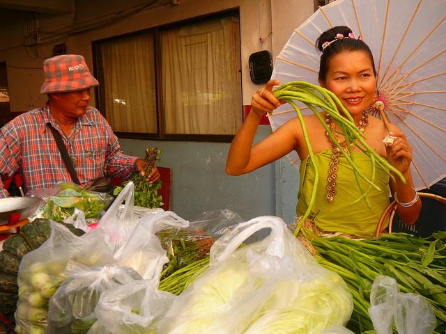 Посещаем занятия по тайской кухне в Бангкоке