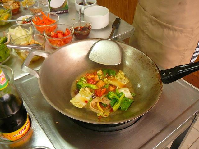 Учимся готовить тайскую кухню в Бангкоке