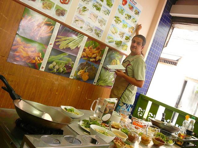 Тайская кухня,Cooking class