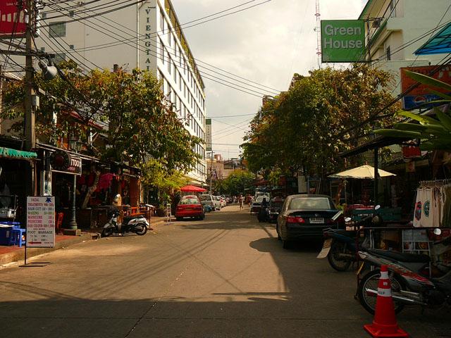 Бюджетные гестхаузы в Бангкоке