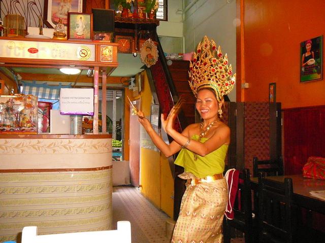 Тайские танцы, Таиланд