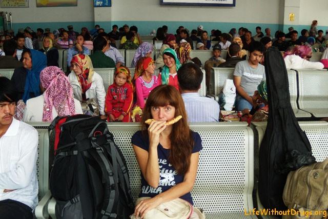 Кашгар, Китай, Восточная Азия