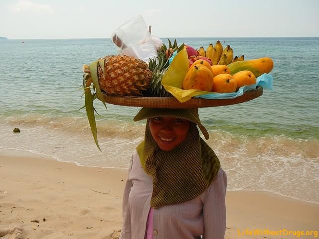 Кхмеры, Камбоджа