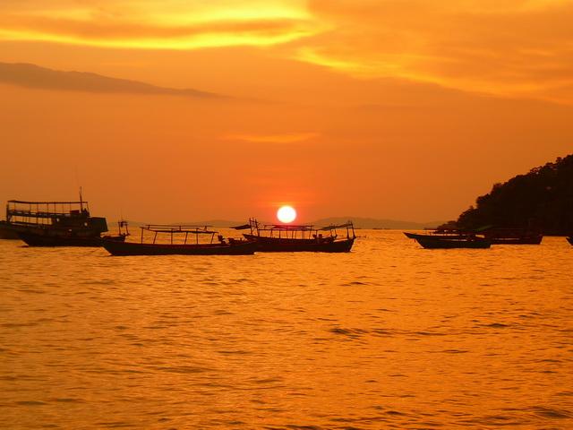 Сиануквиль, Кампучия