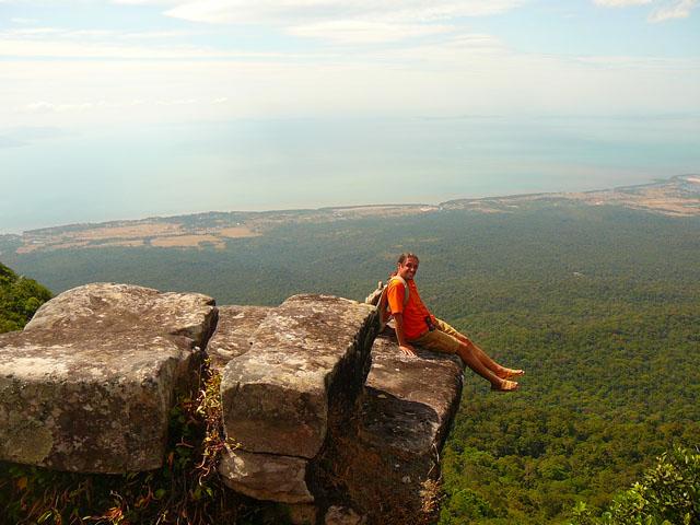 Бокор, Кампот, Национальный парк, Камбоджа