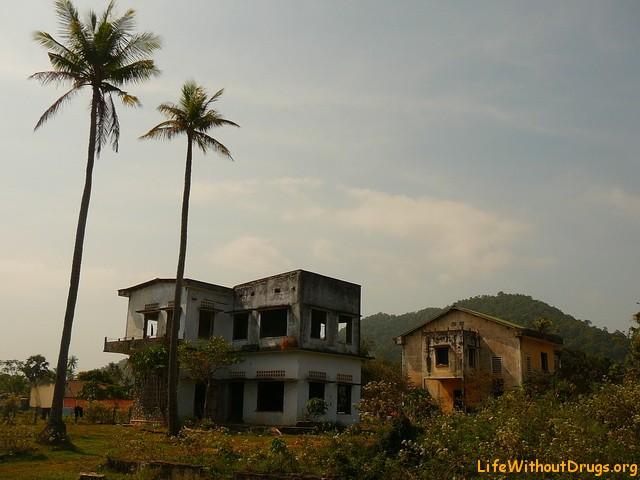 Кеп, Камбоджа, история