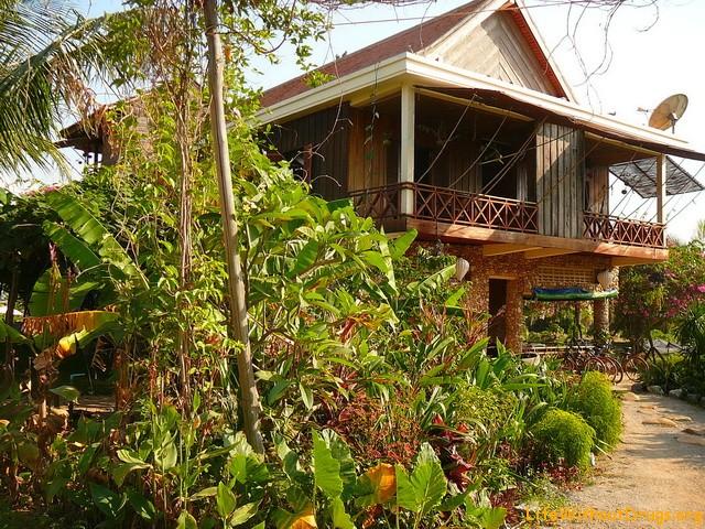 Жилье, Кеп, Камбоджа